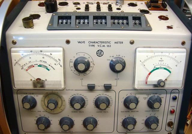 AVO Valve Characteristics Meter VCM163 Valve Testing Scotland UK
