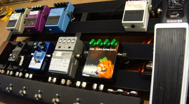 Custom Pedal Boards Scotland UK