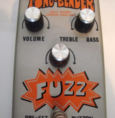 Vintage Effects Pedals