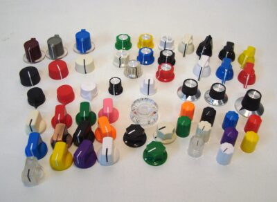 Plastic Knobs