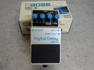 Used Effects Pedals